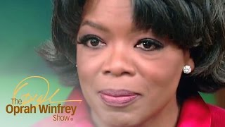 Download The Moving Oprah Moment You Didn't See on TV | The Oprah Winfrey Show | OWN Video