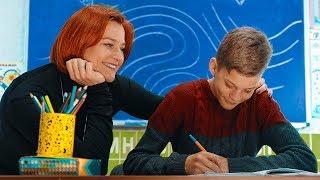 Download У злой училки появился ЛЮБИМЧИК!!! Video