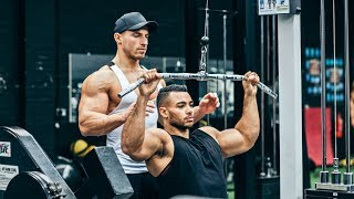 Download Full Back & Biceps Workout With Justin St Paul Video