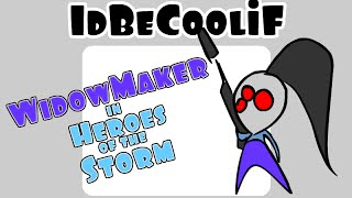 Download IdBeCoolIf 04 Widowmaker in Heroes of the Storm Video