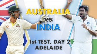 Download Australia vs India, 1st Test, Day 2: Match Story Video