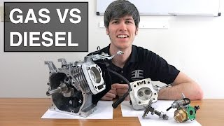 Download Gasoline Vs Diesel - 4 Major Differences Video