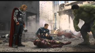 Download The Avengers: The Hulk saves Iron-Man 720p Video