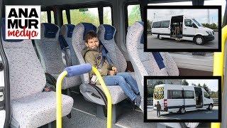 Download Mercedes-Benz Sprinter Okul Servisi 2018 Baba Oğul Test Video