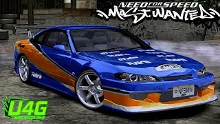 Download Fast and Furious Tokyo Drift Nissan Silvia S15 NFS Most Wanted 2005 Mod Spotlight Video