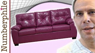 Download The Moving Sofa Problem - Numberphile Video