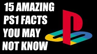 Download 25 Years of the PS1, Here Are 15 PS1 Facts You May Not Know Video