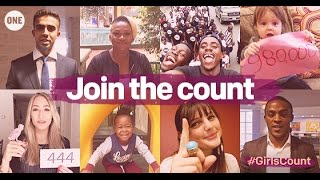 Download EVERY GIRL COUNTS - Join the #GirlsCount campaign Video