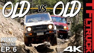 Download Old vs Old: Did Off-Roading in the Eighties Suck? | Cheap Jeep Challenge S2 Ep.6 Video