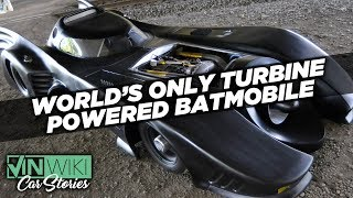 Download What's cooler than building your own Batmobile? Video