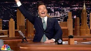 Download Jimmy Fallon Thanks David Letterman Video