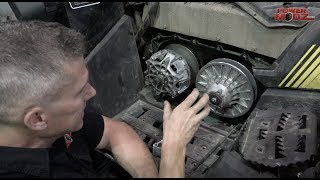 Download CAN AM OUTLANDER 1000 DALTON Clutch kit install part 2! Video