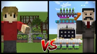 Download MINECRAFT BUILDING VS REDSTONE (Grian vs Mumbo) Video
