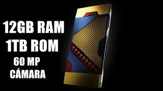 Download El Primer Teléfono del Mundo que No Sabías que Existía 12GB RAM 1TB ROM y 60MP en Cámara Video