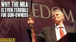 Download Why The NRA Is Even Terrible For Gun-Owners - Cracked Explains Video