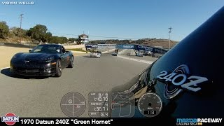 Download The Green Hornet 240Z. At the limit, Laguna Seca Video