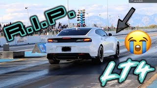 Download 1000hp STOCK LT4 blows up! (Part 2) Video