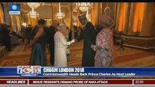 Download Commonwealth Heads Back prince Charles As Next Leader Pt.1  News@10  20/04/18 Video