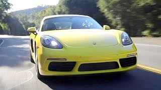 Download 2017 Porsche 718 Boxster & Cayman - Review and Road Test Video
