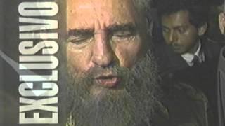 Download Reportera le Dice las Verdades a Fidel Castro en su Cara Video