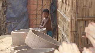 Download Rohingya update: Refugees at risk of increasing diseases and natural hazards Video