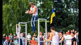 Download TOP 15 HARDEST MUSCLE UPS IN ALL STREET WORKOUT Video