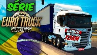 Download Euro Truck Simulator 2 Brasil - MAPA RBR - Subindo a Serra Video