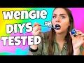 Download WENGIE DIYS & LIFE HACKS TESTED! Video