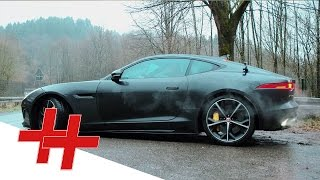Download Jaguar F-Type R AWD Coupé: Das wütendste Auto der Welt? Video