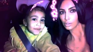 Download Kim Kardashian And North West All Snapchat Funny And Cute Moment Ft Kanye West,Penelophe,Saint Pt 2 Video