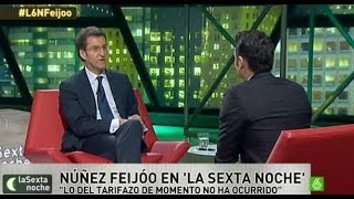Download La Sexta Noche - Alberto Núñez Feijóo: ″En España hemos hecho las cosas rematadamente mal″ Video