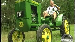 Download Smallest Vintage Tractor John Deere Built! - Classic LA Tractors - Classic Tractor Fever Video