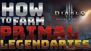 Download [Diablo 3] How to Farm Primal Ancient Legendaries | Season 13+ Video