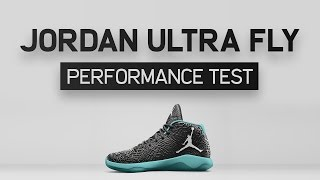 Download Jordan Ultra Fly Performance Test Video