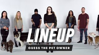 Download Match the Dog to Their Owner - Lineup Video