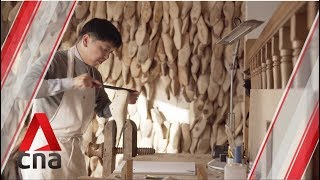 Download Meet the Japanese shoemaker who doesn't want his shoes to stand out | Remarkable Living Video