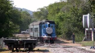 Download Thomas The Tank Engine @ Austin Steam Train Video
