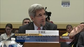 "Download John Kerry: ""Congressman, I don't need any lessons from you about who I represent.″ (C-SPAN) Video"