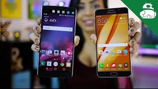 Download LG V10 vs Samsung Galaxy Note 5 Video