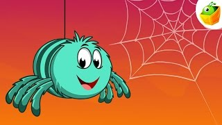 Download Incy Wincy Spider | English Nursery Rhymes | Magicbox English Kids Channel Video