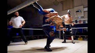 Download APC CATCH - Louis Napoléon vs Dick Riviere vs Aigle Blanc - FULL MATCH Video