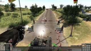 Download Men of War - Zombie Mod Bundeswehr Defence Line Video