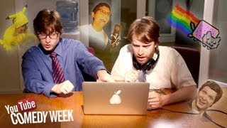 Download The History of YouTube by The Gregory Brothers (YouTube Comedy Week) Video
