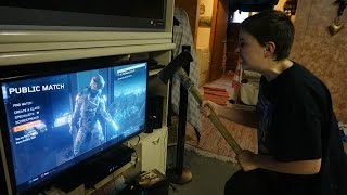 Download Psycho Kid Rages At Call Of Duty - Black Ops 3 Video