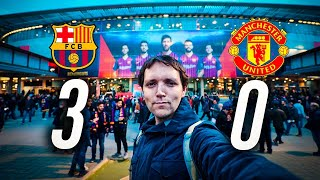 Download BARÇA 3 MANCHESTER UNITED 0 ¡¡SEMIFINALES CHAMPIONS LEAGUE!! | Vlog 137 Video