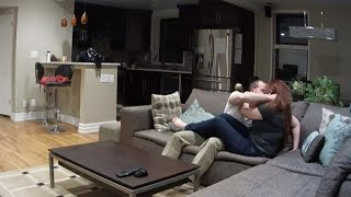 Download Cat Sitter Gets Caught On Home Surveillance Getting Frisky In Client's Home Video