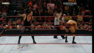 Download Randy Orton vs. The Undertaker / WWE Slammy Awards 2009 / Superstar Of The Year Tournament Video