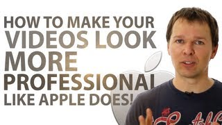 Download How To Make Your Videos Look More Professional - Create Apple Videos Video