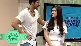 Download Ammar Zoni Ngerayu Felicya Angelista Sambil Silat - Rumah Mama Amy (1/9) Video