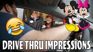 Download BEST REACTION EVER! - Mickey and Minnie at Drive-Thru - Valentines Day Video